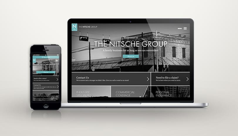 The Nitsche Group Website